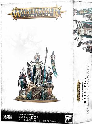 Einfach und sicher online bestellen: Katakros Mortarch of the Necropolis in Österreich kaufen.