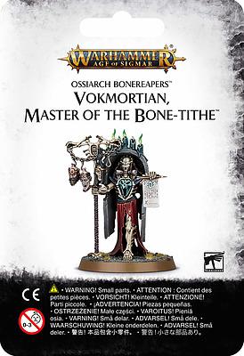 Einfach und sicher online bestellen: Vokmortian Master of the Bone-Tithe in Österreich kaufen.