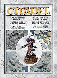 Einfach und sicher online bestellen: Citadel-Basegestaltungsset 40k in Österreich kaufen.