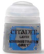 Einfach und sicher online bestellen: Citadel Layer: Administratum Grey 12 ml in Österreich kaufen.