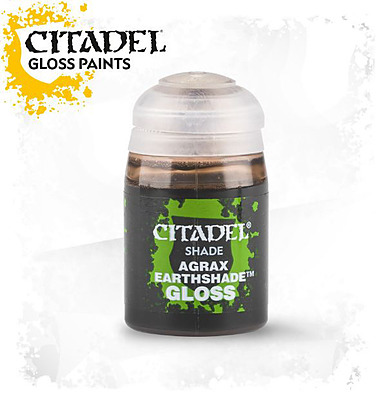 Einfach und sicher online bestellen: Citadel Shade: Agrax Earthshade Gloss 24 ml in Österreich kaufen.