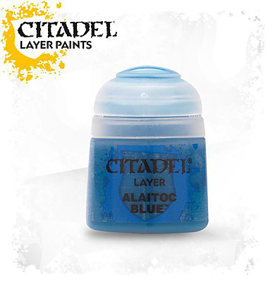 Einfach und sicher online bestellen: Citadel Layer: Alaitoc Blue 12 ml in Österreich kaufen.