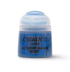 Einfach und sicher online bestellen: Citadel Layer: Altdorf Guard Blue 12 ml in Österreich kaufen.