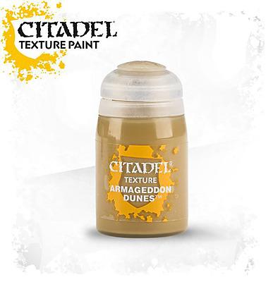 Einfach und sicher online bestellen: Citadel Texture: Armageddon Dunes 24 ml in Österreich kaufen.