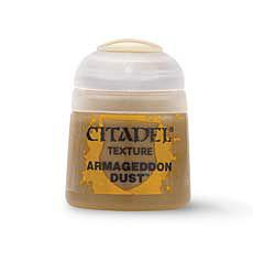 Einfach und sicher online bestellen: Citadel Texture: Armageddon Dust 12 ml in Österreich kaufen.