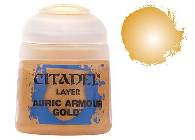 Einfach und sicher online bestellen: Citadel Layer: Auric Armour Gold  12 ml in Österreich kaufen.