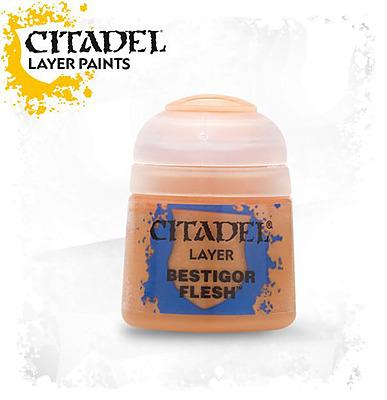 Einfach und sicher online bestellen: Citadel Layer: Bestigor Flesh 12 ml in Österreich kaufen.