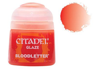 Einfach und sicher online bestellen: Citadel Glaze: Bloodletter 12 ml in Österreich kaufen.