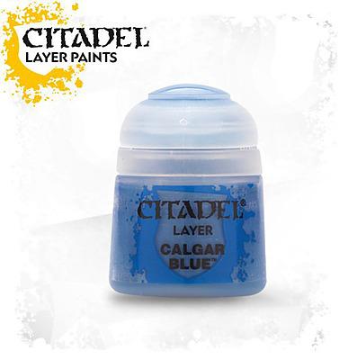 Einfach und sicher online bestellen: Citadel Layer: Calgar Blue 12 ml in Österreich kaufen.
