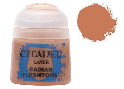 Einfach und sicher online bestellen: Citadel Layer: Cadian Fleshtone 12 ml in Österreich kaufen.