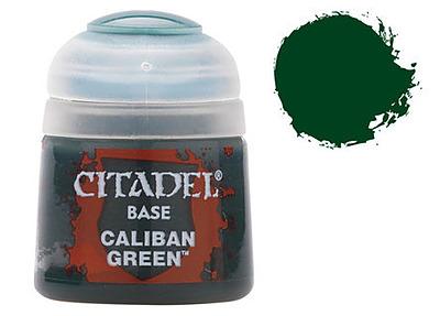 Einfach und sicher online bestellen: Citadel Base: Caliban Green 12 ml in Österreich kaufen.