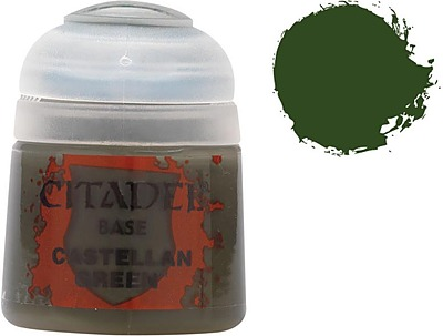 Einfach und sicher online bestellen: Citadel Base: Castellan Green 12 ml in Österreich kaufen.