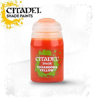 Einfach und sicher online bestellen: Citadel Shade: Casandora Yellow 24 ml in Österreich kaufen.