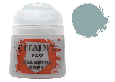 Einfach und sicher online bestellen: Citadel Base: Celestra Grey 12 ml in Österreich kaufen.