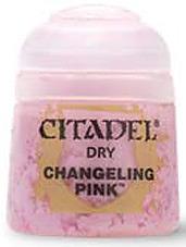 Einfach und sicher online bestellen: Citadel Dry: Changeling Pink 12 ml in Österreich kaufen.