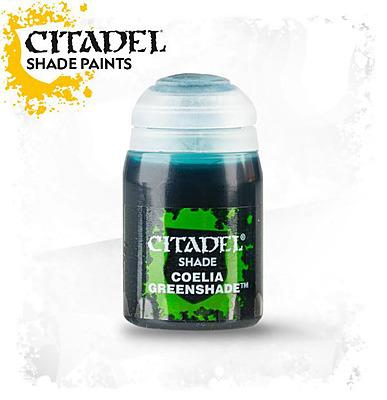 Einfach und sicher online bestellen: Citadel Shade: Coelia Greenshade 24 ml in Österreich kaufen.