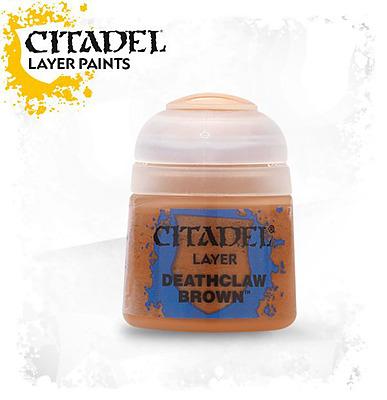 Einfach und sicher online bestellen: Citadel Layer: Deathclaw Brow 12 ml in Österreich kaufen.