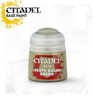Einfach und sicher online bestellen: Citadel Base: Death Guard Green 12 ml in Österreich kaufen.