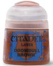 Einfach und sicher online bestellen: Citadel Layer: Doombull Brown 12 ml in Österreich kaufen.