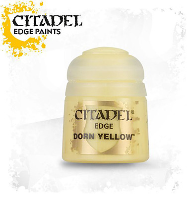 Einfach und sicher online bestellen: Citadel Edge: Dorn Yellow 12 ml in Österreich kaufen.