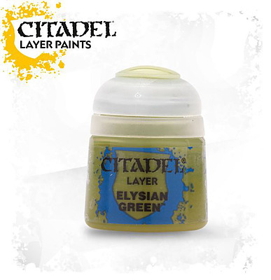 Einfach und sicher online bestellen: Citadel Layer: Elysian Green 12 ml in Österreich kaufen.