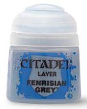 Einfach und sicher online bestellen: Citadel Layer: Fenrisian Grey 12 ml in Österreich kaufen.