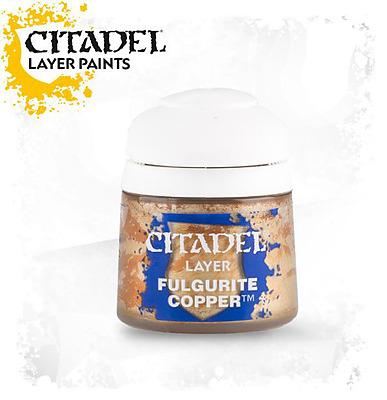 Einfach und sicher online bestellen: Citadel Layer: Fulgurite Copper 12 ml in Österreich kaufen.