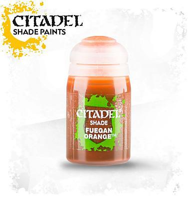 Einfach und sicher online bestellen: Citadel Shade: Fuegan Orange 24 ml in Österreich kaufen.