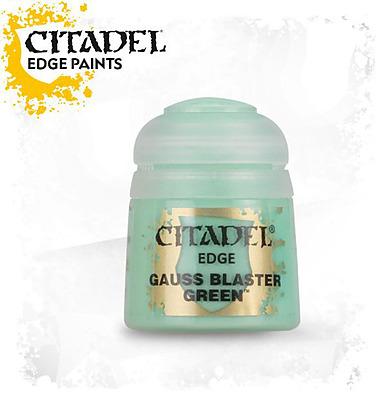 Einfach und sicher online bestellen: Citadel Edge: Gauss Blaster Green 12 ml in Österreich kaufen.