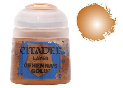 Einfach und sicher online bestellen: Citadel Layer: Gehenna's Gold 12 ml in Österreich kaufen.