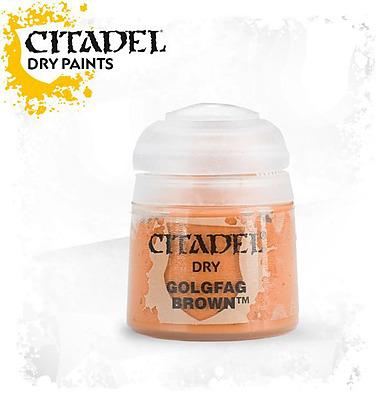 Einfach und sicher online bestellen: Citadel Dry: Golgfag Brown 12 ml in Österreich kaufen.