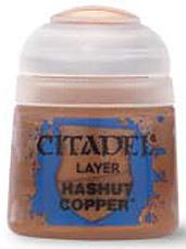 Einfach und sicher online bestellen: Citadel Layer: Hashut Copper 12 ml in Österreich kaufen.