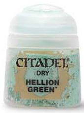 Einfach und sicher online bestellen: Citadel Dry: Hellion Green 12 ml in Österreich kaufen.