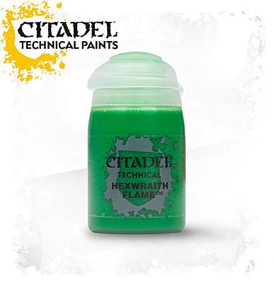 Einfach und sicher online bestellen: Citadel Technical: Hexwraith Flame 24 ml in Österreich kaufen.