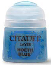 Einfach und sicher online bestellen: Citadel Layer: Hoeth Blue 12 ml in Österreich kaufen.