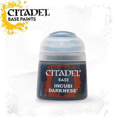 Einfach und sicher online bestellen: Citadel Base: Incubi Darkness 12 ml in Österreich kaufen.