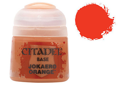 Einfach und sicher online bestellen: Citadel Base: Jokaero Orange 12 ml in Österreich kaufen.