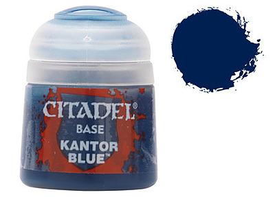 Einfach und sicher online bestellen: Citadel Base: Kantor Blue 12 ml in Österreich kaufen.
