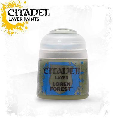 Einfach und sicher online bestellen: Citadel Layer: Loren Forest 12 ml in Österreich kaufen.