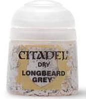 Einfach und sicher online bestellen: Citadel Dry: Longbeard Grey 12 ml in Österreich kaufen.