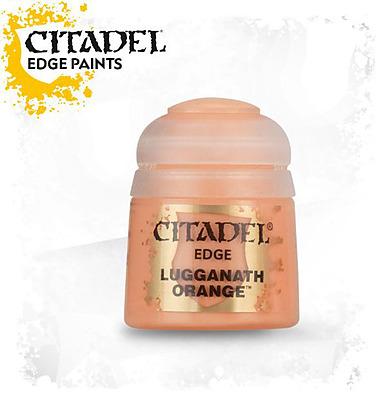 Einfach und sicher online bestellen: Citadel Edge: Lugganath Orange 12 ml in Österreich kaufen.