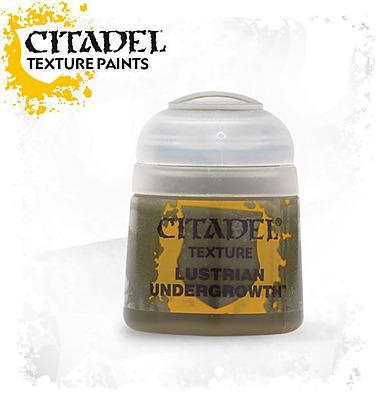 Einfach und sicher online bestellen: Citadel Texture: Lustrian Undergrowth 12 ml in Österreich kaufen.