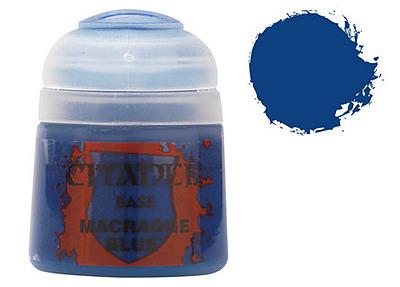 Einfach und sicher online bestellen: Citadel Base: Macragge Blue 12 ml in Österreich kaufen.