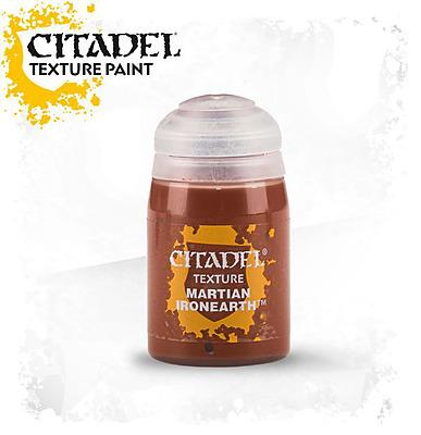 Einfach und sicher online bestellen: Citadel Technical: Martian Ironearth 24 ml in Österreich kaufen.