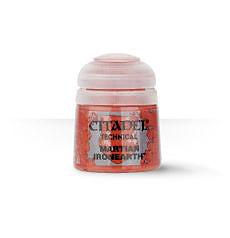 Einfach und sicher online bestellen: Citadel Texture: Martian Ironearth 24 ml in Österreich kaufen.