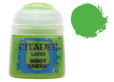 Einfach und sicher online bestellen: Citadel Layer: Moot Green 12 ml in Österreich kaufen.