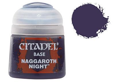 Einfach und sicher online bestellen: Citadel Base: Naggaroth Night 12 ml in Österreich kaufen.
