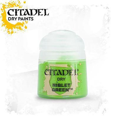 Einfach und sicher online bestellen: Citadel Dry: Niblet Green 12 ml in Österreich kaufen.