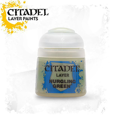 Einfach und sicher online bestellen: Citadel Layer: Nurgling Green 12 ml in Österreich kaufen.