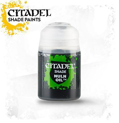 Einfach und sicher online bestellen: Citadel Shade: Nuln Oil 24 ml in Österreich kaufen.